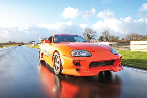 Fast and Furious Thrill with High Speed Passenger Ride Driving Experience 3