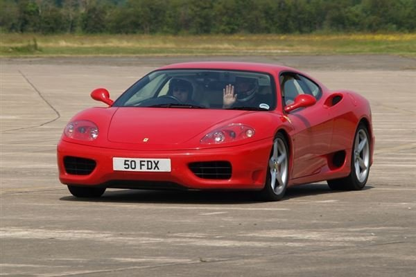 Ferrari Thrill Driving Experience 2