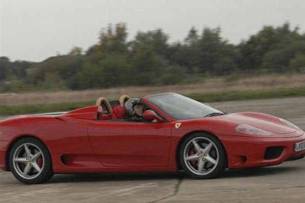 Ferrari California Thrill and Hot Laps Driving Experience 2