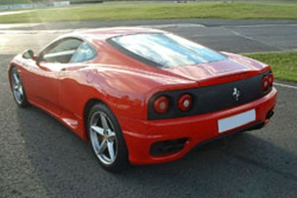 Ferrari California Thrill and Hot Laps Driving Experience 1