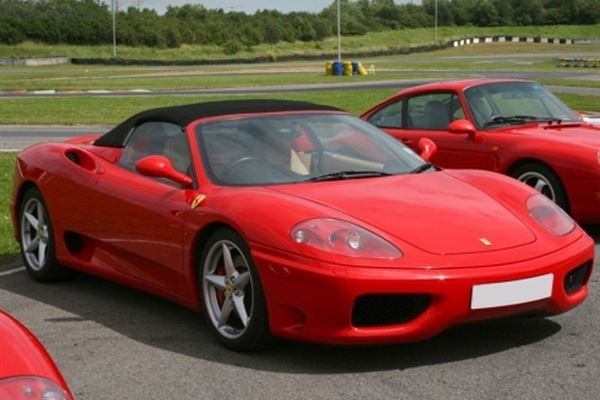 Ferrari v Porsche and Hot Laps Driving Experience 3