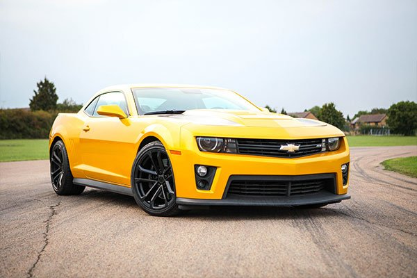 Five American Muscle Thrill with High Speed Passenger Ride Driving Experience 3