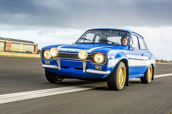 Five British Classic Blast with High Speed Passenger Ride Driving Experience 2