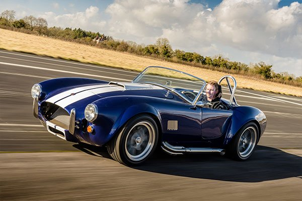 Five British Classic Blast with High Speed Passenger Ride Driving Experience 3