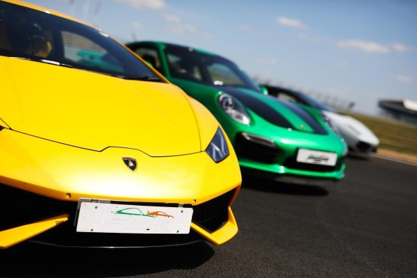 Five Supercar Blast - Anytime Driving Experience 2