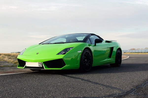 Five Supercar Thrill (Anytime) Driving Experience 2