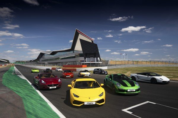 Five Supercar Thrill - Anytime Driving Experience 1