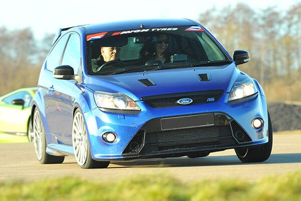Ford Focus RS Turbo Thrill Driving Experience 1