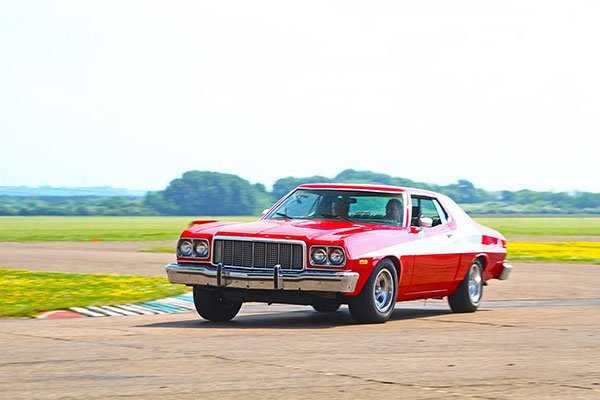 Ford Gran Torino Driving Experies Track Days