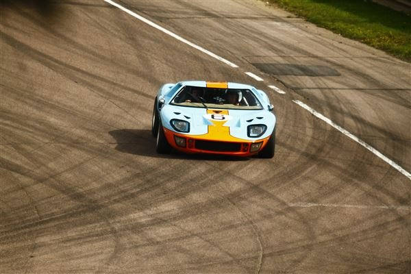 Ford 'Le Mans '66' GT40 Blast Driving Experience 1