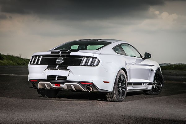 Ford Mustang GT Blast Driving Experience 2