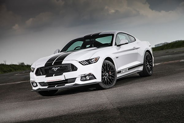 Ford Mustang GT Blast Driving Experience 1