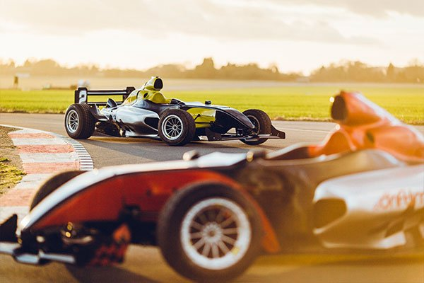 Formula F1000 30 Lap Driving Experience Driving Experience 3