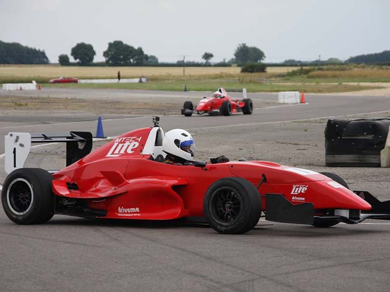 Formula Renault Blast Driving Experience 2