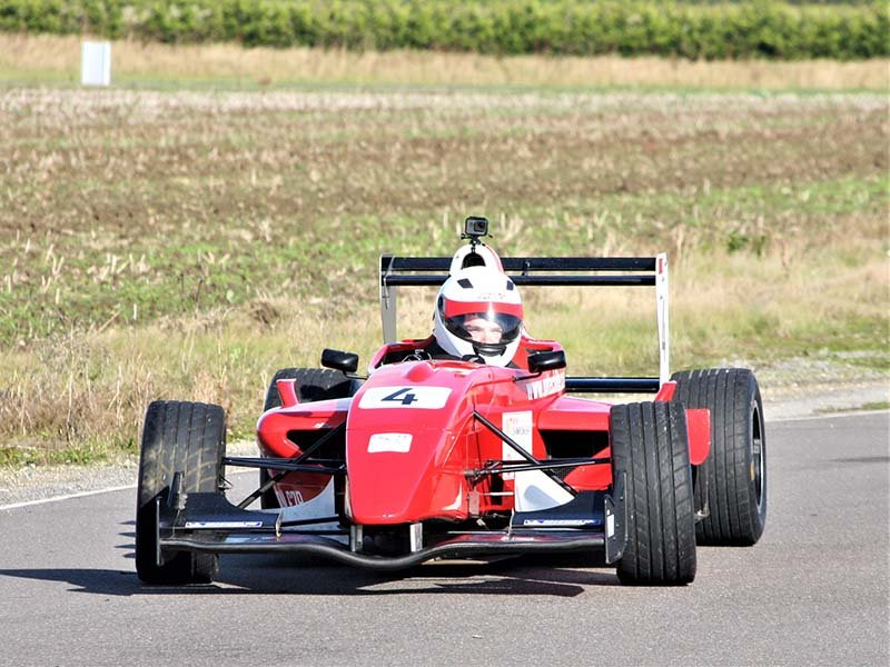 Formula Renault Blast Driving Experience 3