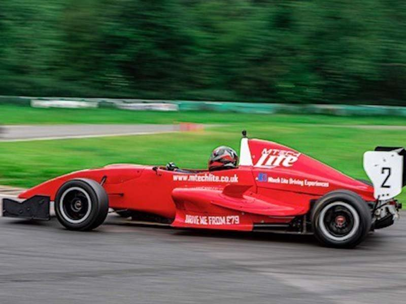 Formula Renault Blast Driving Experience 4