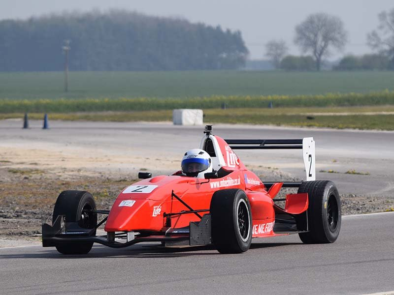 Formula Renault Blast Driving Experience 1