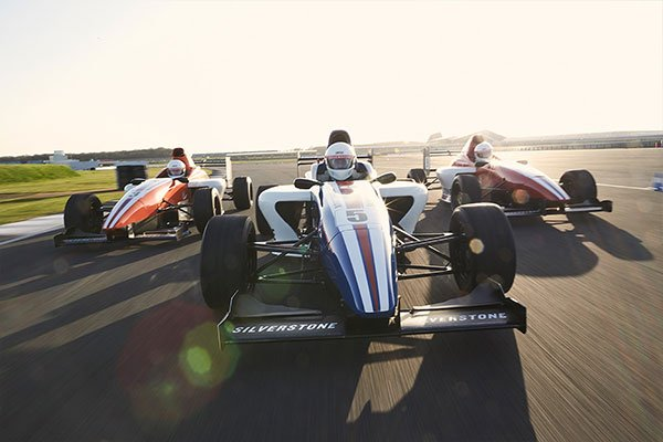 Formula Silverstone Single Seater Thrill Driving Experience 2