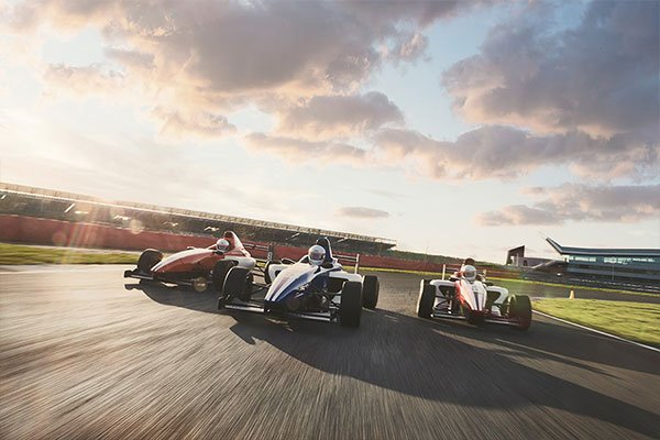 Formula Silverstone Single Seater Thrill Driving Experience 3
