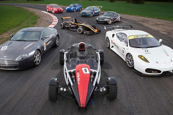 Four Supercar Blast Driving Experience 1