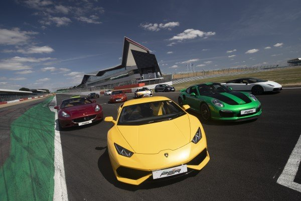 Four Supercar Blast - Anytime Driving Experience 1