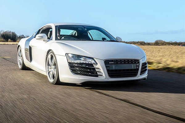 Four Supercar Thrill with High Speed Passenger Ride Driving Experience 3