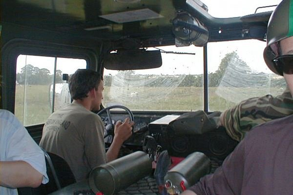 Full Monty Military Driving Experience Driving Experience 3
