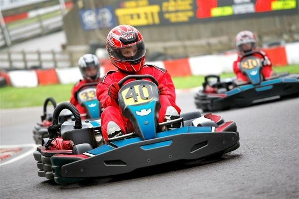 Group Kart Grand Prix Driving Experience 2