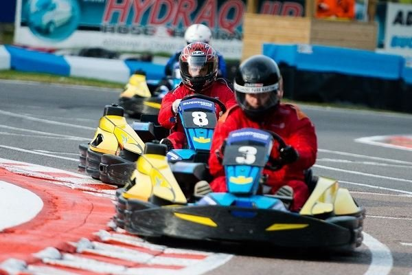 Group Kart Grand Prix Driving Experience 1