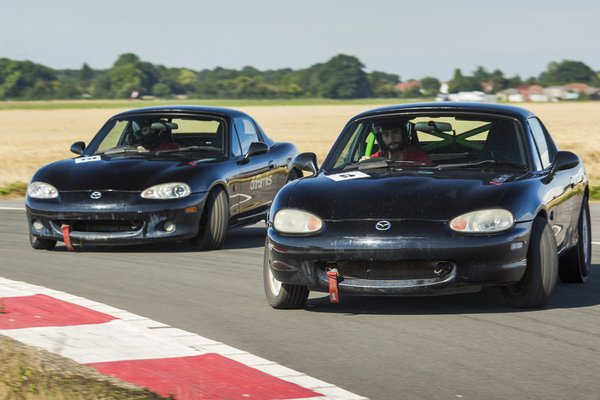 Mazda MX-5 Silver 24 Lap Drifting Experience Driving Experience 3