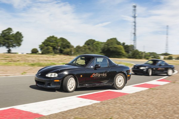 Mazda MX-5 Silver 24 Lap Drifting Experience Driving Experience 4