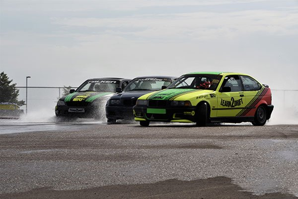 Learn to Drift Half Day Drifting Experience with 6 Passenger Laps Driving Experience 2
