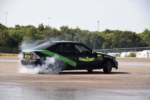 Learn to Drift Half Day Drifting Experience with 6 Passenger Laps Driving Experience 3