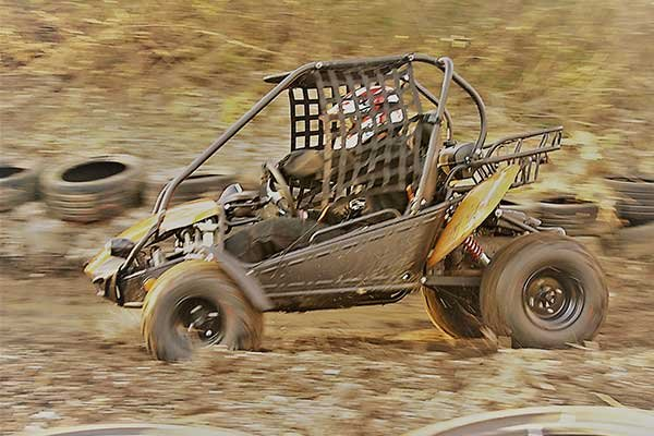 Hammerhead GTS Dirt Buggy Thrill Driving Experience 3