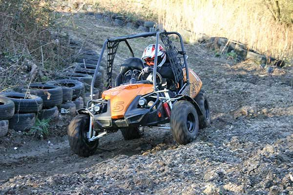Hammerhead GTS Dirt Buggy Thrill Driving Experience 1