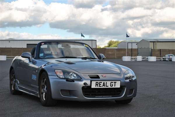 Honda S2000 Arrive and Drive Driving Experience 3