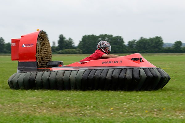 Hovercraft Flying Experience Blast Driving Experience 2