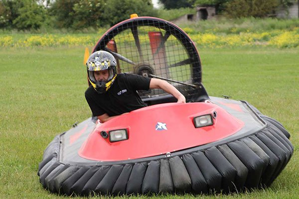 Hovercraft Flying Experience Thrill Driving Experience 1