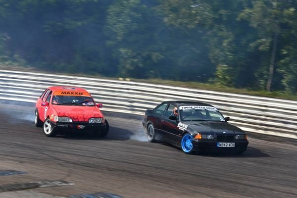 Introduction to Drifting at Brands Hatch Driving Experience 1