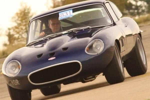 Jaguar E Type Thrill Driving Experience 2