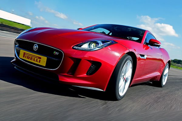 Jaguar F-TYPE Plus Driving Experience Driving Experience 1