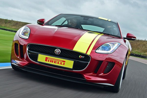Jaguar F-TYPE Thrill Driving Experience 2