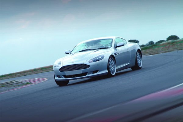 Junior Aston Martin Thrill Driving Experience 2