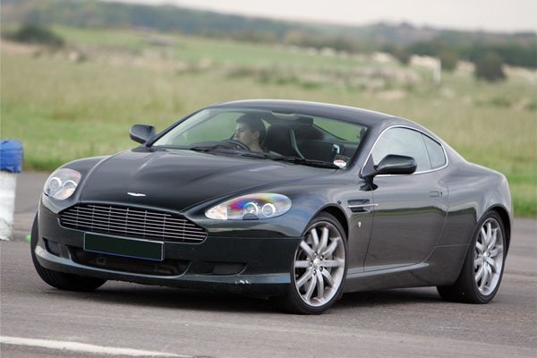 Junior Aston Martin Thrill Driving Experience 3