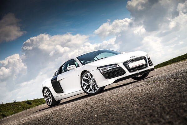 Junior Audi R8 Thrill Driving Experience 2