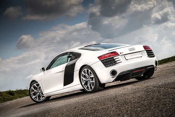 Junior Audi R8 Thrill Driving Experience 3