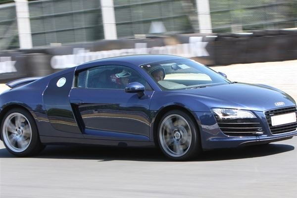 Junior Audi R8 Thrill Driving Experience 4