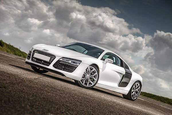 Junior Audi R8 Blast Driving Experience 3