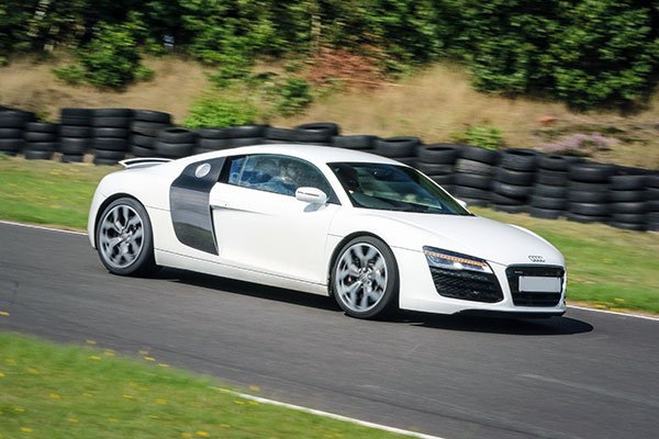 Junior Audi R8 Blast Driving Experience 1
