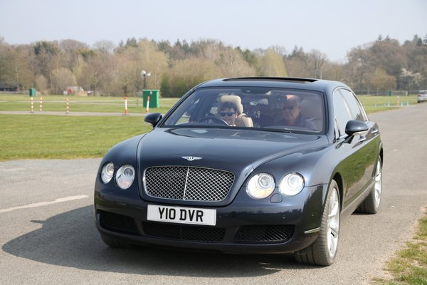 Junior Bentley Driving Experience Driving Experience 2